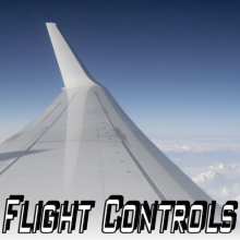 Aircraft flight controls