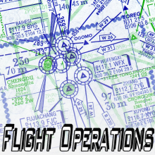 Aircraft flight operations